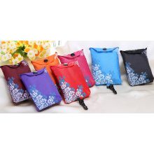 Polyester Shopping Bag with Small Pocket