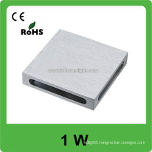High power 1w AC 85v-265v ceiling panel light bulb,CE and ROHS ,3years warranty