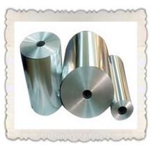 Tapas de aluminio para yogur
