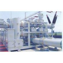 72.5kv Gasisolierte Schaltanlage