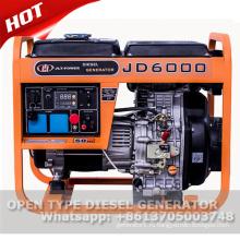 Генератор 5kw электрический переменного тока