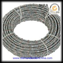 Bau-Diamant-Draht sah für konkrete Marmor Granit