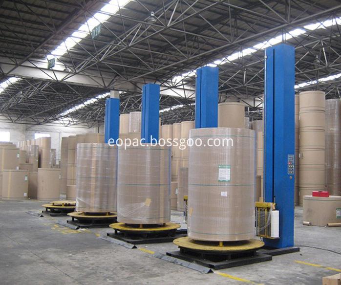 Cheap Pallet Wrap Machinery