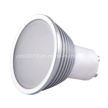 Dimmable 6W GU10 MR16 12 5630 Projecteur LED SMD LED