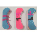 Fashion Good Looking Lady and Girl Invisible Socks Liner Cotton Socks