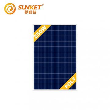 250W Solar Poly Panel Modul Power Panel