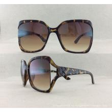 Nuevas gafas de sol redondas P02012 del marco de la manera que viene
