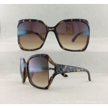 Lunettes de soleil à lunette ronde à manches courtes de nouvelle mode P02012