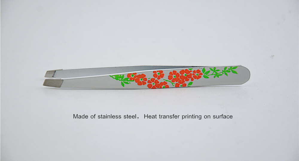 Pointed Slant Tweezer