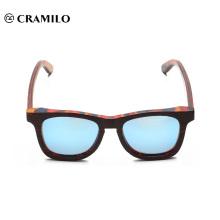 óculos de sol de madeira feitos sob encomenda 15002