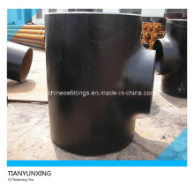 Mss Sp 75 Wphy70 Welded Carbon Steel Reducer Tee
