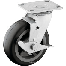 Abnehmbare PU-Laufrollen mit hoher Lauffläche