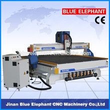 China heiße Verkaufsholz-Cnc-Maschine mit YAKO 2608, Holzbearbeitungcnc-Fräsermaschine