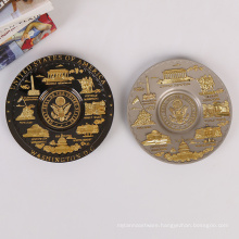 Hot Selling Manufacturer Factory Price Newly Simple Commemorative Plate
