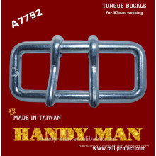 A7752 Hot Forged Aluminum Tongue Buckle