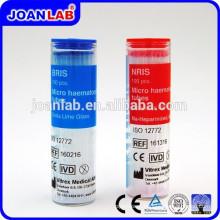 Joan Lab Glass Micro Hematocrit Fabricação de tubos capilares