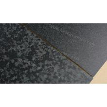 CNC-bearbeitete Teile Kohlefaser-Bodenplatte