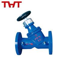 Válvula de control de equilibrio de presión hidráulica de productos nuevos diseño