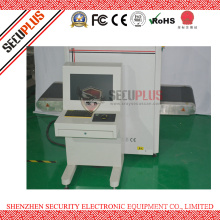 Embassy use X ray Baggage Scanner, Security Screening and Inspection Personal Bags
