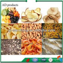 Advanced Sanshon SSJ Modelo Fruit and Vegetable Tunnel Food Dryer