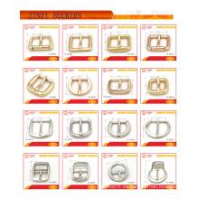 Accesorios metálicos del bolso, tirador de la cremallera del metal, hebilla del metal, insignia del metal para los bolsos