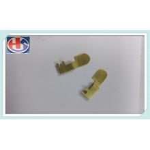 Contact à la batterie en laiton H65 sur mesure, (HS-BC-001)