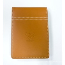 Writing Note Pad, Leather Notebook for Office Use