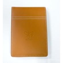 Bloc de Notas de Escritura, Cuaderno de Cuero para Uso de Oficina