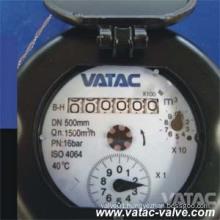 Vatac Pn16 Stainless Steel Water Meter