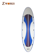 Attractive Customize Shape Inflatable Sup Paddle Board With LED