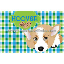 dog placemat,personalized dog placemats