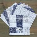 """DIY Scrapbooking 6X6 """"Paquete de papel estampado Papel hecho a mano Scrapbook"""