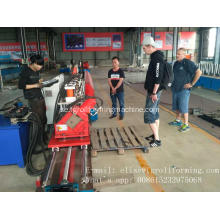 T Profil Roll Forming Machine