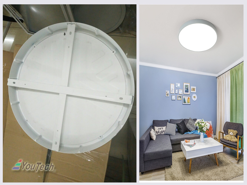 48W ceiling panel light photos
