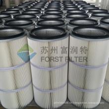 FORST Polyester Luftfilterpatrone, Luftverdichter Filter