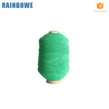 Cheap price full types of polyester latex rubber covered yarn