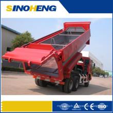 Sinotruk HOWO 6X4 Rear Dump Garbage Truck