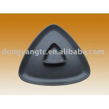 Atacado direto da fábrica 9 | Placas vitrificadas cerâmicas pretas de 3 polegadas