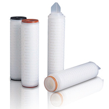 PP Pleated Filter Cartridge with Adaptors
