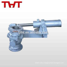hydraulic remote control cinder hs code dual ball valve