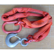 Tow Strap Towing Sling Tow Strap with Hooks