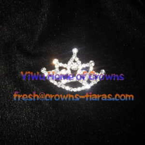 Crowns Pin In Crown Shaped