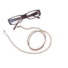 Handmade Vintage Gemstone Beaded Glasses Strap Cord