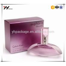 Hangzhou emballage personnalisé en gros boîte de papier cosmétique