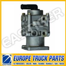 Pièces de camion de la soupape de frein à pied (354611) pour Scania