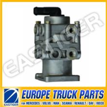 Peças sobressalentes para caminhões da válvula de travão de pé (354611) para Scania