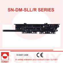 Selcom e Wittur tipo elevador porta de aterragem 2 painéis lado abertura (SN-DM-SLL / R)