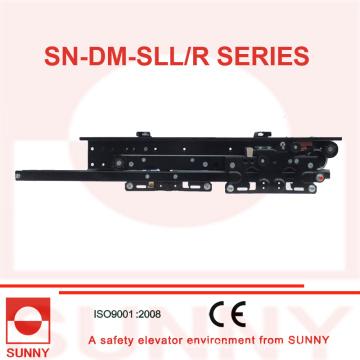 Selcom и Wittur Тип Подъемная дверь для вешалок с 2 дверьми (боковое открывание) (SN-DM-SLL / R)