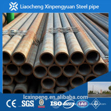 manufacture and exporter high precision sch40 seamless steel tubing &pipe hot-rolled