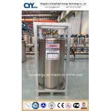 Industrial Dewar Liquid Oxygen Nitrogen Argon Dewar Cylinder